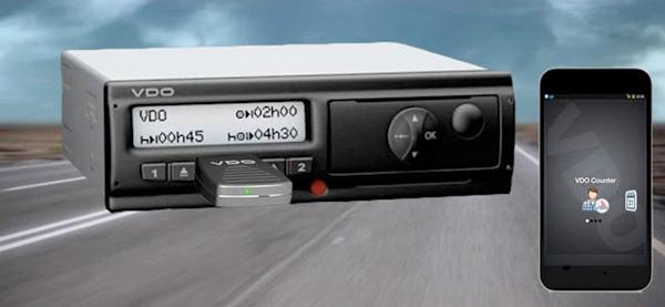 Цифровой тахограф VDO DTCO3283 стал еще лучше !