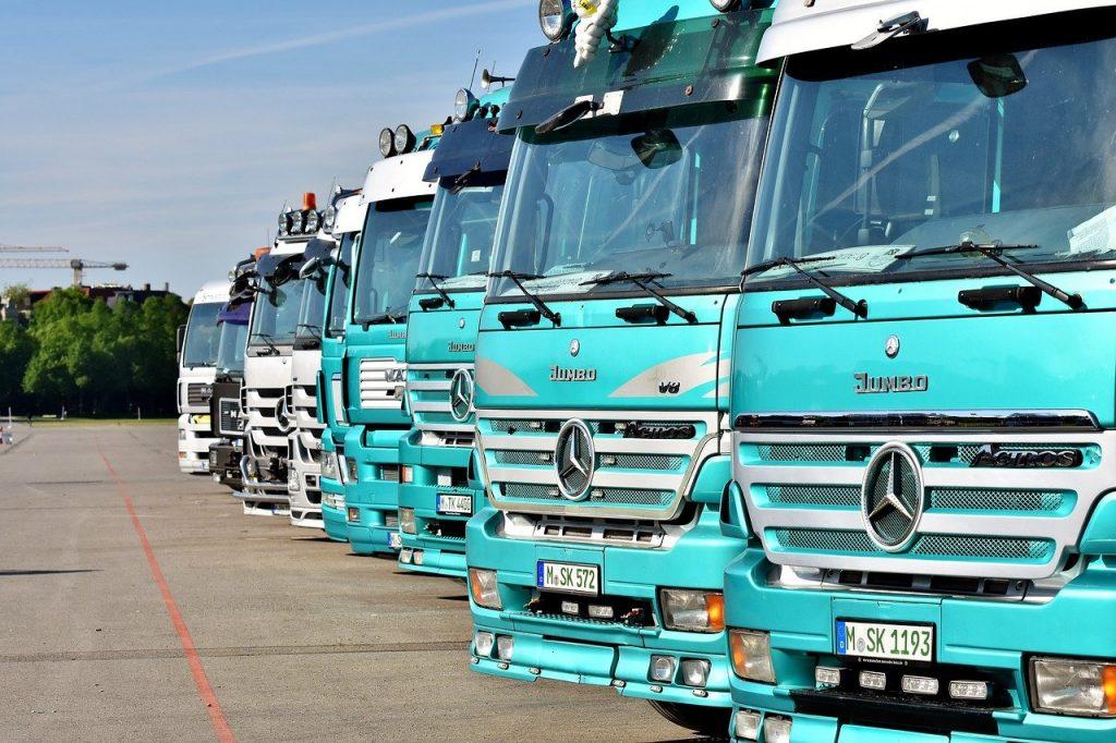 Уменьшить расход топлива на грузовом мерседесе